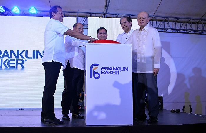 FBCOP inaugurates Darong Plant